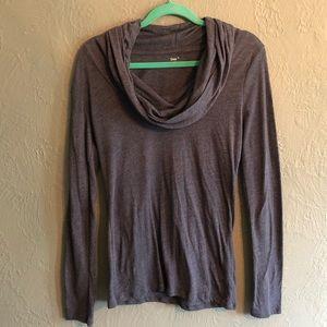 GAP Cowl Neck Shirt